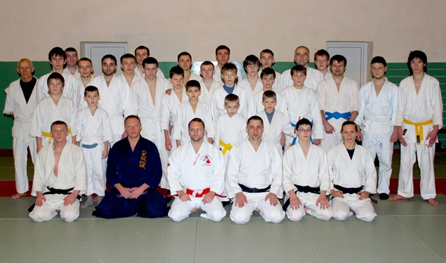 Seminar in Gomel 2010